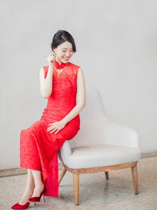 Joanna & Eric Wedding | Amba Taipei Songshan台北松山意舍 Taiwan, 美式婚禮