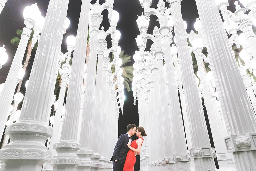 Kevin & Ting Engagement(Pre-Wedding) in Los Angeles 美式婚禮婚紗