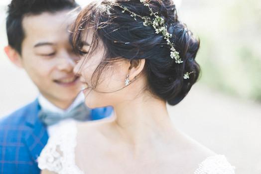 Aron & Chloe Engagement (Pre-Wedding) Taiwan 美式婚紗