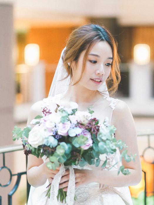 Sheng & ViolaWedding | Grand Hyatt Taipei 台北君悅飯店 美式婚禮