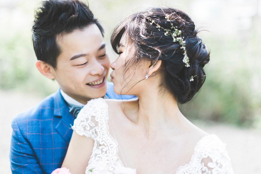 Aron & Chloe Engagement (Pre-Wedding) in Taiwan 美式婚紗