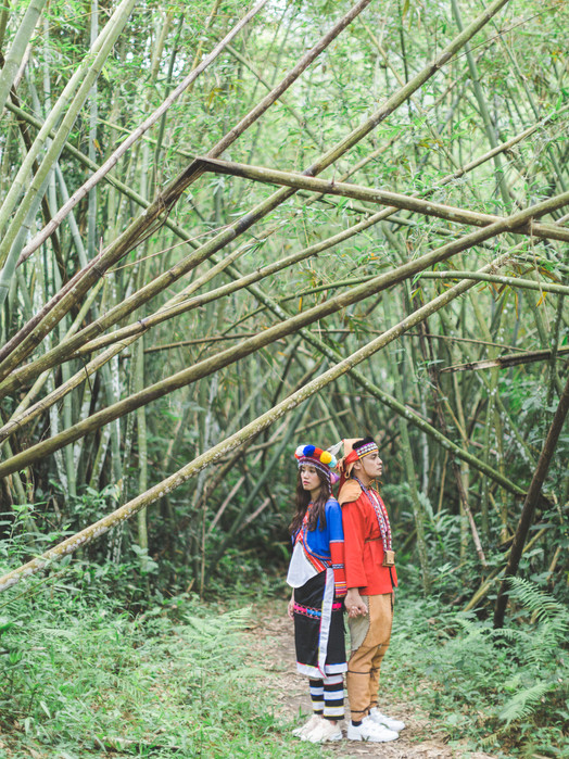 Kimberly & Avai Wedding   Alishan Chiayi ,Taiwan 嘉義阿里山 達娜依谷 美式婚禮