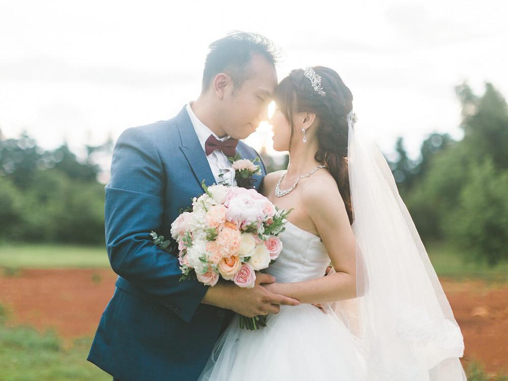 Shine & TJ Wedding|South Garden 南方莊園