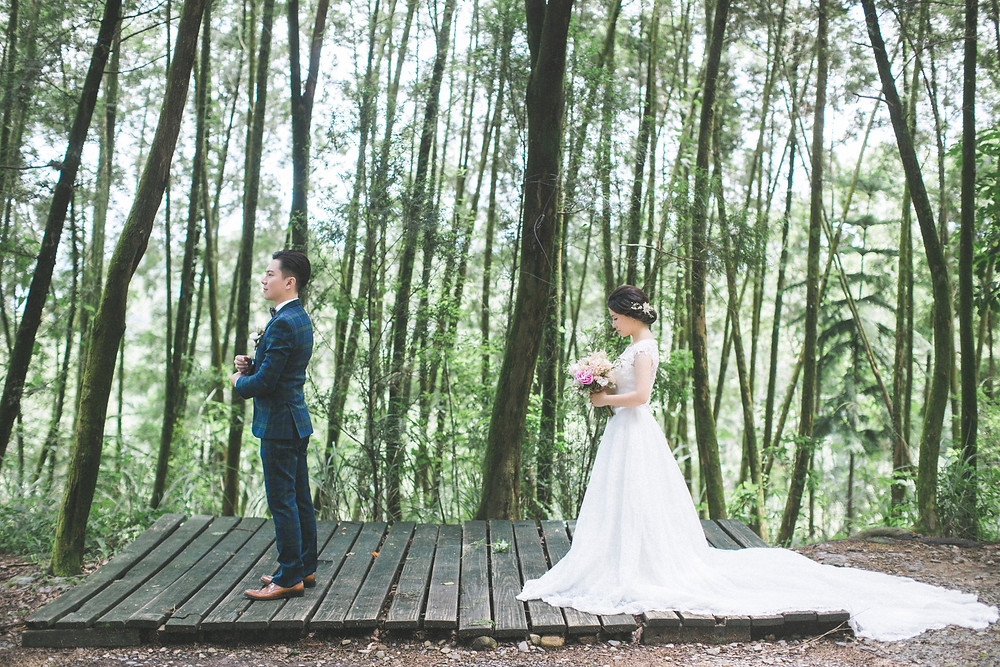 Denise & Titan Elopement(Wedding)+Engagement in Taiwan