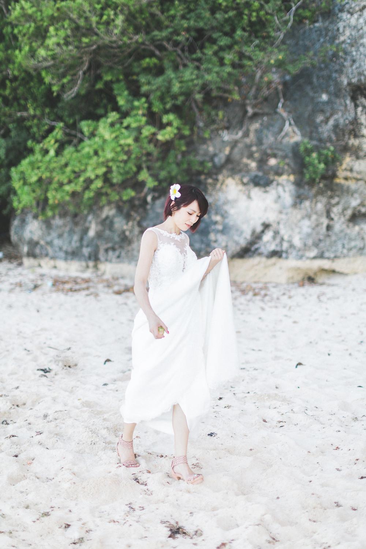 蘆薈&家均 Elopement (Wedding) | Boracay, Philippines