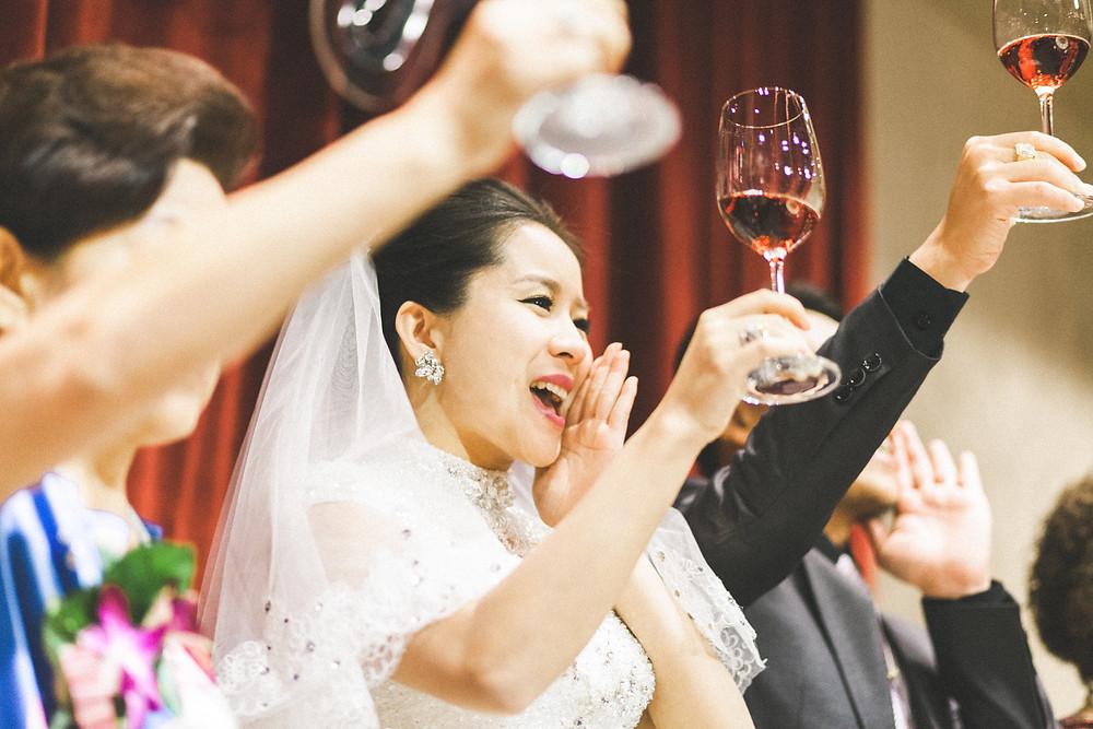 威霖 & 婧漪 Wedding|中和環球華漾
