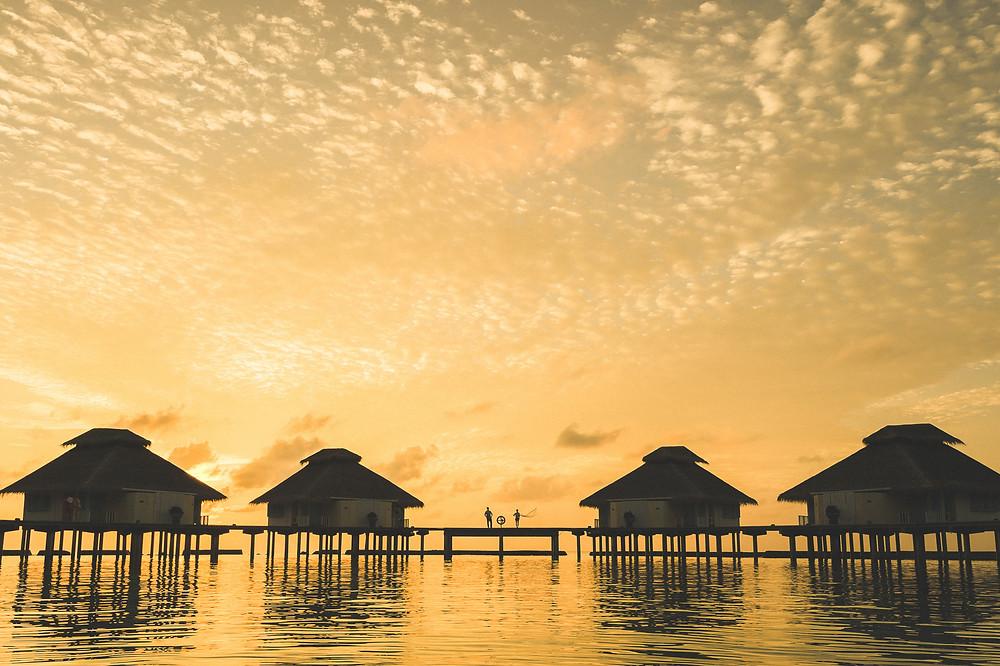 Shine & TJ Engagement (Pre-Wedding) | Maldives 馬爾地夫婚紗