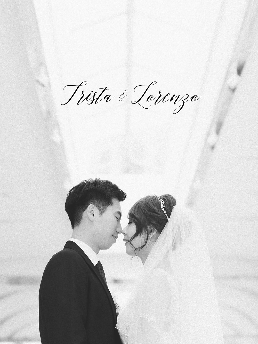 Trista & Lorenzo Wedding |  Denwell 新莊典華, Taiwan 美式婚禮
