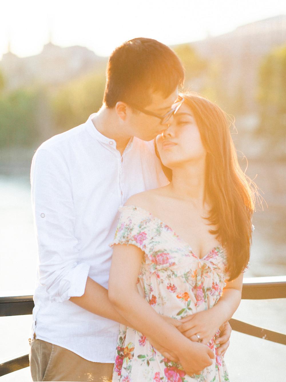 Lulu & Yoyo Engagement in Paris & Provence 法國普羅旺斯&巴黎婚紗 Arther Chen Photography美式婚紗