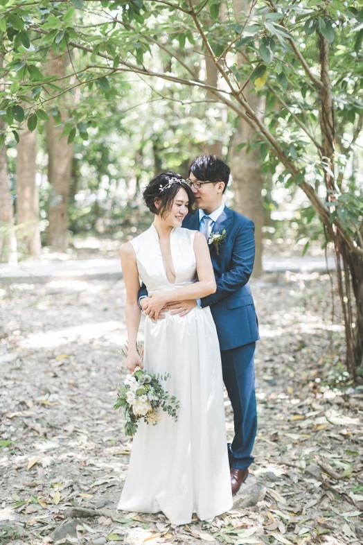 Zoe & Arvin Engagement (Pre-Wedding) Taiwan 美式婚紗
