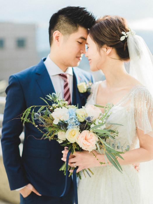 Caitriona & Jack Wedding   SHANGRI-LA'S FAR EASTERN PLAZA HOTEL, TAIPEI台北遠企 Taiwan, 美式婚禮