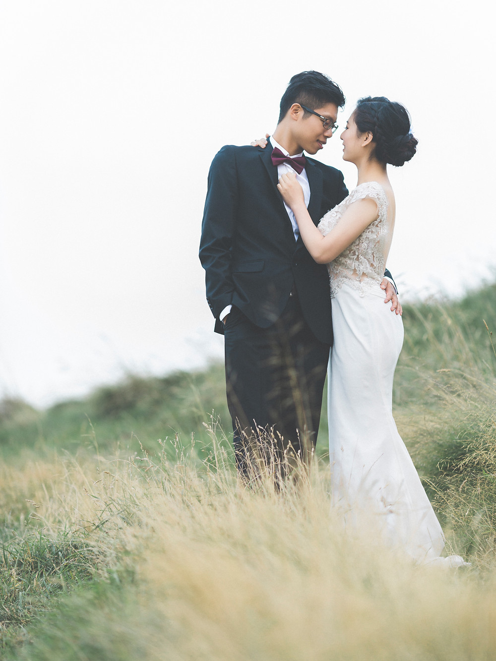 Kathy & OA Elopement Wedding in Edinburgh Arther Chen Photography