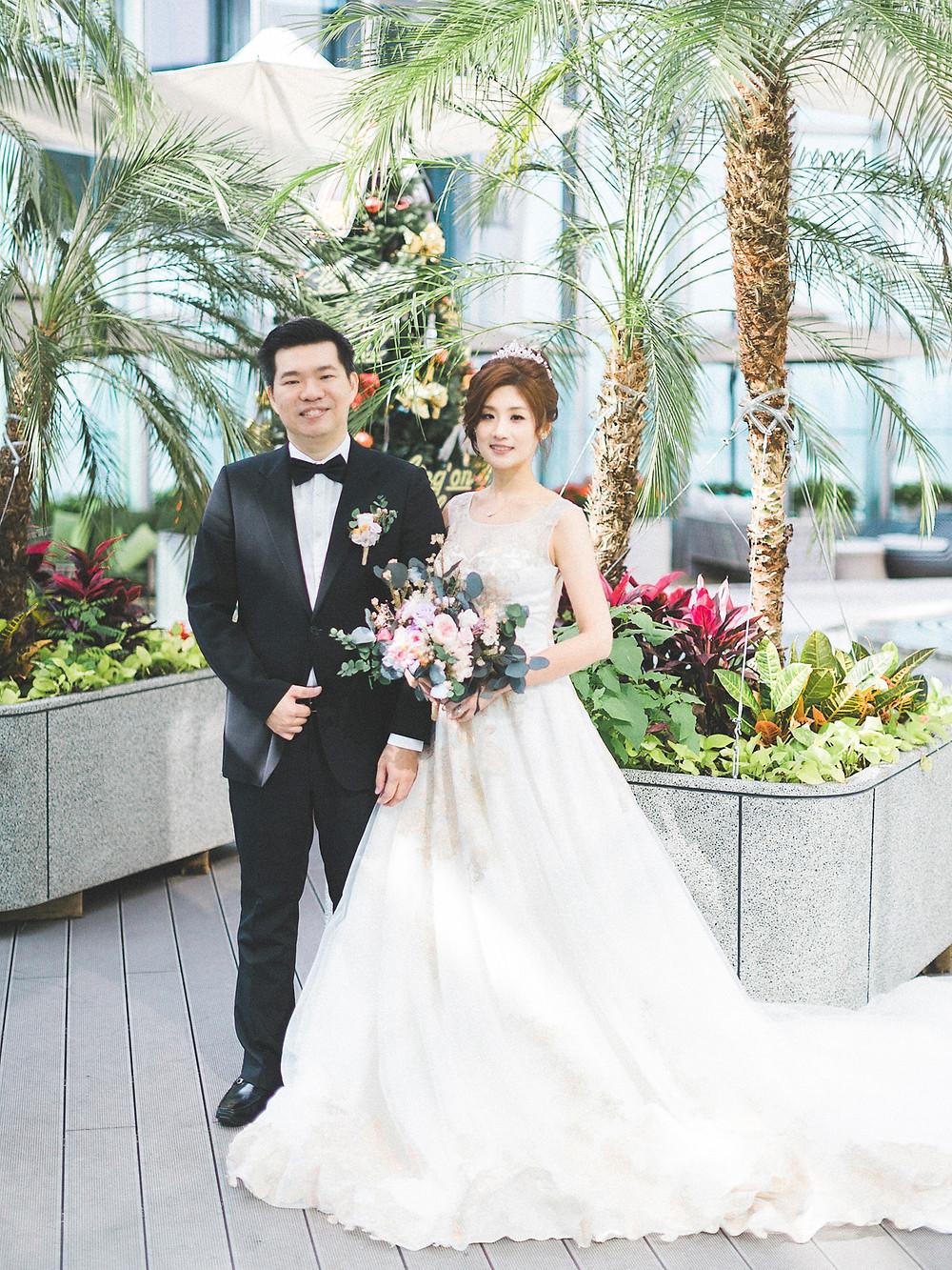 Rick & Pei-Wen Wedding | Mega50 鼎鼎宴會廳 Arther Chen Photography美式婚禮