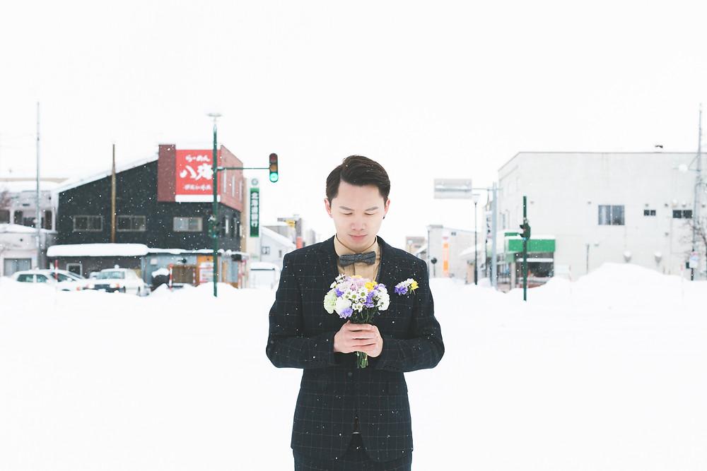 Peggy & ByMa Engagement (Pre-Wedding) | Hokkaido 北海道婚紗