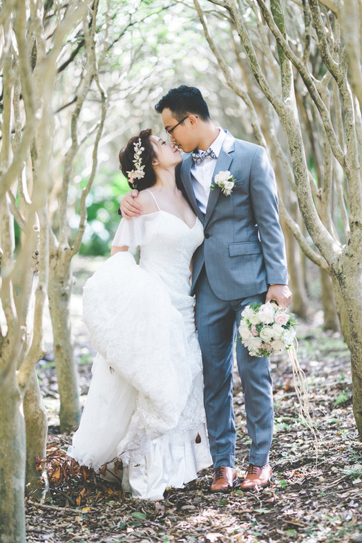 家綺 & 昱翔 Engagement (Pre-Wedding) Taiwan 美式婚紗
