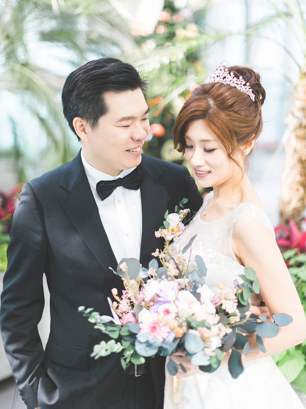 Rick & Pei-Wen Wedding | Mega50 鼎鼎宴會廳 Arther Chen Photography美式婚禮