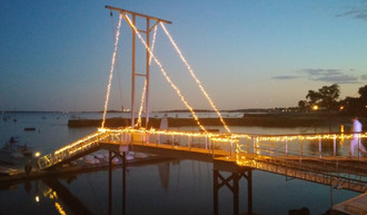 New Pier Christening Party