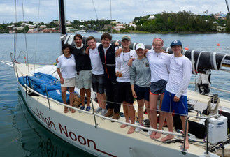 Local Youth Team Topples Bermuda Race