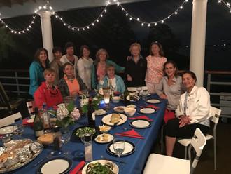 Women's Sailing Dinner