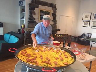 Paella Night w Jerry Keyes