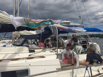 Manhasset Raft Up July 10th
