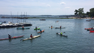 Independence Day Kayak Rescue Clinic