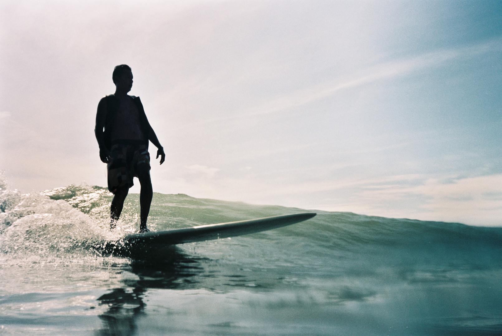 Knee High Surf