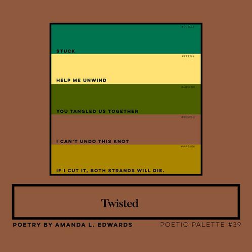 Poetic Palettes #34-44