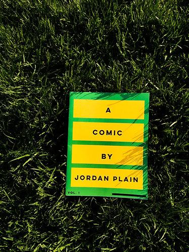 A Comic By Jordan Plain