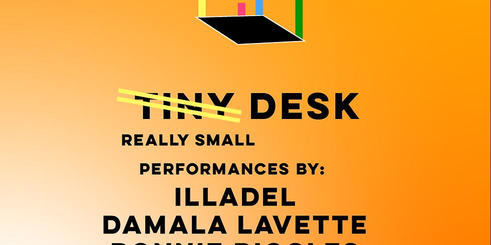 REALLY SMALL DESK