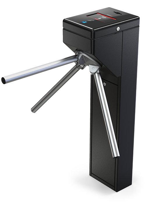 Catraca iDBlock Braço Articulado Biometria e Proximidade Control iD