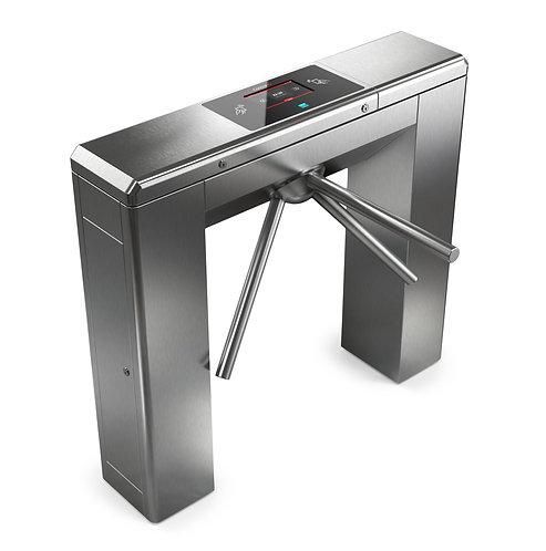 Catraca iDBlock Balcão Biometria e Proximidade Control iD