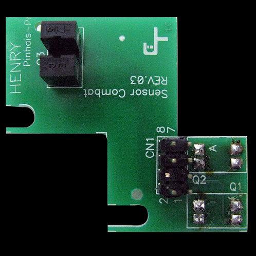 Placa Sensor Combat do Cartão (Henry Plus)