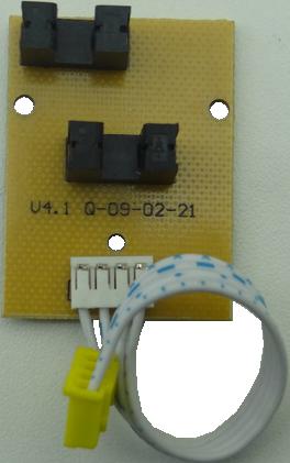 Sensor de Coluna Relógios Cartográfico Importado