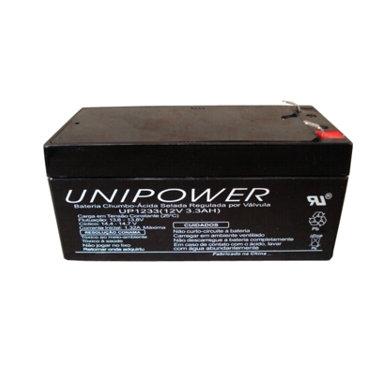 Bateria Selada 12V / 1,3Ah