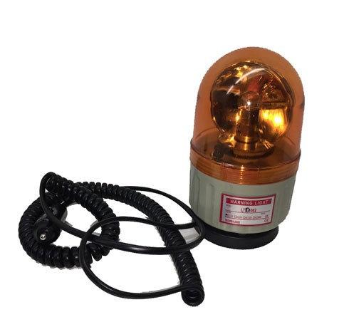 Luz de Emergência - Sinalizador Luminoso Veículos - Giroflex Ltd 1082 -12v - Ora