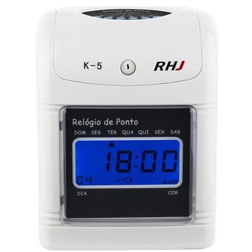 Relógio de Ponto Cartográfico RHJ K-5