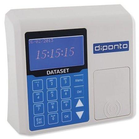 Relógio de Ponto Eletrônico Dataset Sem Biometria