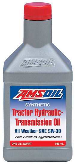 AMSOIL Transmission Oil AMSOIL SAE 5W-30 Synthetic Tractor Hydraulic