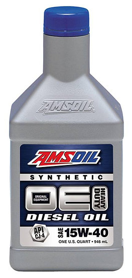 AMSOIL OE 15W-40 Synthetic Diesel Oil