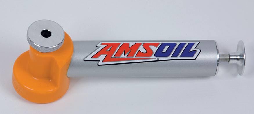 AMSOIL Oil Analysis Pump