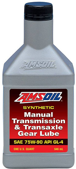 AMSOIL Gear Lube 75W-90 Manual Transmission & Transaxle