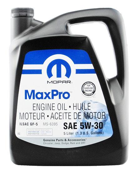 Mopar Max Pro 5W-30 Engine Oil