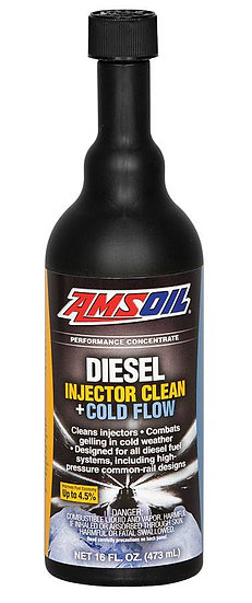 AMSOIL Diesel Injector Clean + Cold Flow