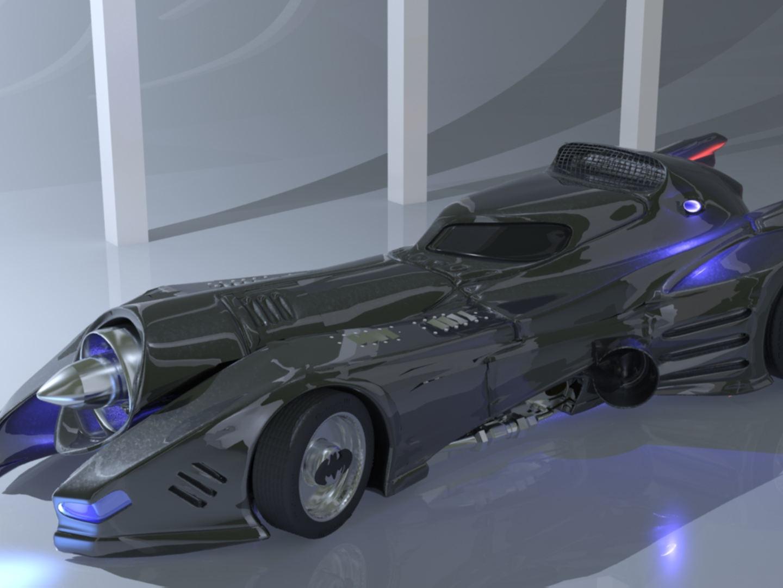 Tim Burtons Batmobile, 1989