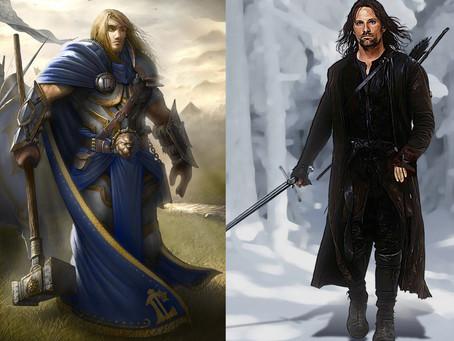 Mana Pool Matchup #1 | Arthas vs.Aragorn
