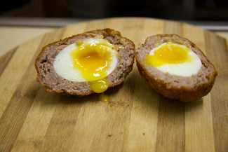 Scotch Eggs - Gluten free
