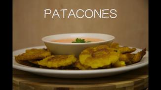 Patacones - Ecuadorian recipe