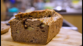 Pan de Banana Saludable | Healthy Banana Bread