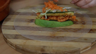 Rice Paper Wraps - For an easy peasy dinner